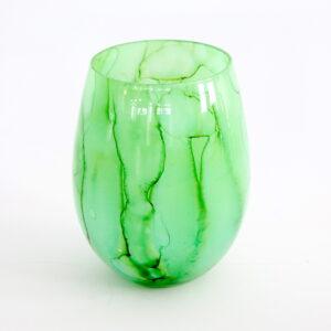 green tie dye renee