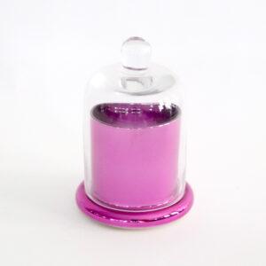 pink cloche small