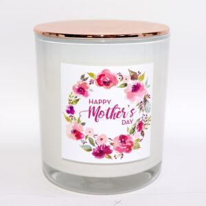 pink floral hmd