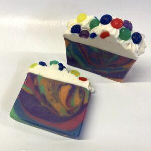 soap - rainbow