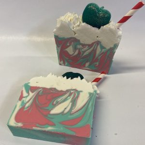 soap toffee apple